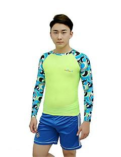 Bluedive Dames Heren Wet Suits Duik Skins Duikskin pak Sneldrogend Ultra-Violetbestendig Vier-weg stretch Comfortabel Zonbescherming