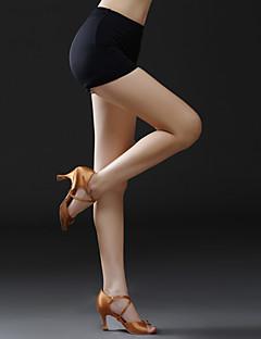baratos Roupas de Dança Latina-Dança Latina Fundos Mulheres Treino Viscose Natural Calções