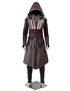 Χαμηλού Κόστους Κοστούμια μεταμφίεσης-Υπερήρωες Assassin Στολές Ηρώων Στολές Ηρώων Χορός μεταμφιεσμένων Κοστούμι πάρτι Αντικείμενα για Χάλοουιν Στολές Ηρώων Ταινιών Επίστρωση