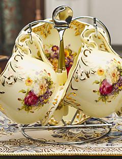 preiswerte Wasserflaschen-Glas Neuheiten bei Tassen und Gläsern Teetassen Glas Wasserflaschen Kaffeetassen Tee&Getränke Dekoration Freundin Geschenk 1 Kaffee Tee