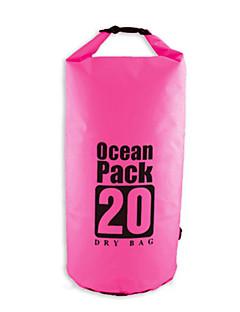 丰途 20 L Vízálló Dry Bag Compression Pack Vízálló zsák Vízálló Gyors szárítás Párásodás gátló Lebegő Púdertartó Többfunkciós Telefon/Iphone