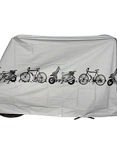 tanie -Pokrowiec na rower Rekreacyjna jazda na rowerze Kolarstwo/Rower Rower górski Rower szosowy BMX TT Ostre koło Rower składany Trwały