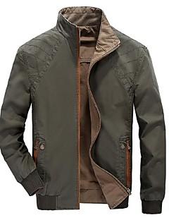 Herrn Langarm Jagdjacke warm halten Windundurchlässig Isoliert Atmungsaktiv Antibakteriell Komfortabel Klassisch Modisch Jacke Oberteile