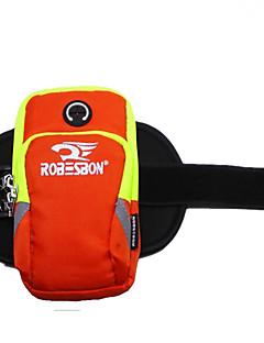 billige Løbetøj-SportsBH'er Vandtæt, Påførelig, Stødsikker for Yoga / Træning & Fitness / Cykling / Cykel Blå / Grå / Sort