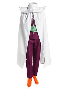 """billige Anime cosplay-Inspirert av Dragon Ball Son Gohan Anime  """"Cosplay-kostymer"""" Cosplay Klær Lapper Ermeløs Vest / Bukser / Belte Til Herre Halloween-kostymer"""
