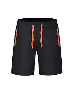 baratos Calças e Shorts para Trilhas-Mulheres / Unisexo Shorts de Trilha Ao ar livre Secagem Rápida, Respirável, Materiais Leves Shorts / Calças