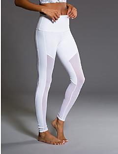 Femme Pantalons de Course Séchage rapide Antiradiation Respirable Compression Anti-transpiration Collants Bas Yoga Exercice & Fitness