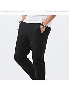 baratos Calças e Shorts para Trilhas-Homens Calças de Trilha Materiais Leves Confortável Calças para Acampar e Caminhar Alpinismo S M L XL-SPAKCT