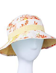 帽子 静電気防止 軽量素材 快適 サンスクリーン コットン
