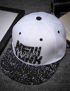 billige Trendy hatter-Unisex Fritid Solhatt Baseballcaps - Trykt mønster Bomull