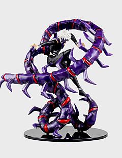 billige Anime cosplay-Anime Action Figurer Inspirert av Tokyo Ghoul Ken Kaneki PVC 28cm CM Modell Leker Dukke