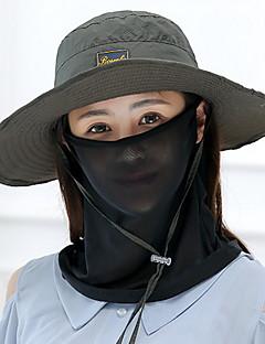 Femme Décontracté Coton Chapeau de soleil,Couleur Pleine Eté
