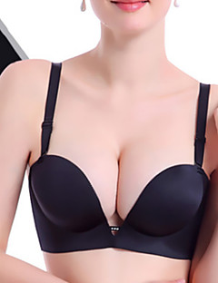 Demi-cup Bras,Push-up Adjustable