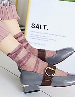 Akryl Ponožky Tenké