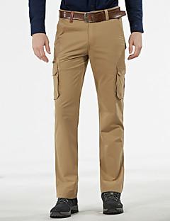 tanie Turystyczne spodnie i szorty-Męskie Turistické kalhoty Na wolnym powietrzu Oddychający Doły