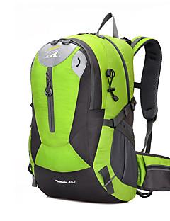35 L Rucksack Klettern Freizeit Sport Camping & Wandern Wasserdicht tragbar Atmungsaktiv Multifunktions