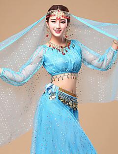 ieftine -Dans din Buric voal Pentru femei Performanță Tul 1 Bucată voal Accesorii de Păr