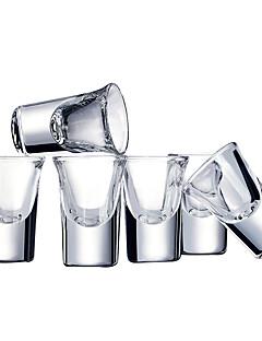 Χαμηλού Κόστους Ποτήρια Κρασιού-drinkware Γυαλί Γυαλί δώρο Boyfriend / φίλη δώρο 6 pcs