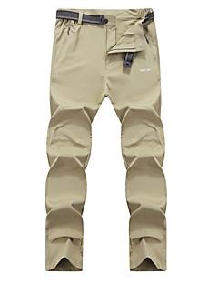 tanie Turystyczne spodnie i szorty-Męskie Turistické kalhoty Na wolnym powietrzu Quick Dry Oddychający Spodnie Camping & Turystyka Wędkarstwo