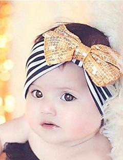 billige Babytøj-Unisex Hår Tilbehør Alle årstider - Plastik Navyblå Gul Rosa Marineblå Lyseblå