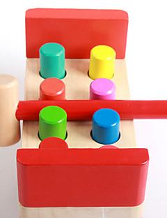 Χαμηλού Κόστους Παιχνίδι για Μωρό & Νήπιο-Σφυρηλάτηση / Λίγος παιχνίδι Παιχνίδι για Μωρό & Νήπιο Εκπαιδευτικό παιχνίδι 1pcs Κυλινδρικό Εκπαίδευση Διασκέδαση Παιχνίδια Δώρο