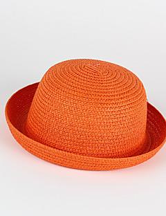 tanie Akcesoria dla dzieci-Kapelusze i czapki - Dla dzieci - Wiosna Lato Jesień Fuchsia Light Blue Light Brown Khaki Jasnoniebieski