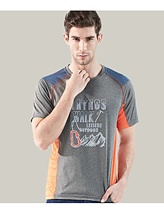 T-Shirt für Wanderer Rasche Trocknung Kleidungs-Sets für Camping & Wandern Sommer XL XXL XXXL 4XL 5XL