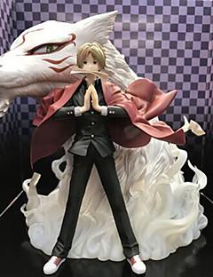 Anime Action Figurer Inspirert av Natsume Yuujinchou Natsume Takashi PVC 20 CM Modell Leker Dukke