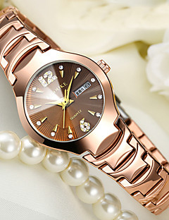 Women's Kid's Fashion Watch Bracelet Watch Unique Creative Watch Casual Watch Chinese Quartz Calendar / date / day Water Resistant /