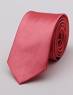 economico Fino a -90%-Per uomo Collarini Cravatta Tinta unita