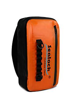 Sealock 25 L Vízálló Dry Bag Vízálló hátizsák Vízálló Tartós mert Kerékpározás/Kerékpár Búvárkodás/Hajózás Szabadtéri