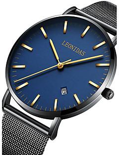 Herrn Sportuhr Militäruhr Kleideruhr Modeuhr Einzigartige kreative Uhr Armbanduhren für den Alltag Armbanduhr Japanisch Quartz Kalender