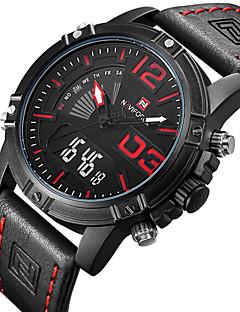 Herrn Sportuhr Militäruhr Kleideruhr Modeuhr Armbanduhr Armband-Uhr Armbanduhren für den Alltag Digitaluhr Japanisch Quartz digital