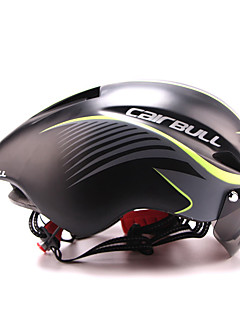 billiga Cykling-CAIRBULL Vuxen cykelhjälm / Hjälm 8 Ventiler CE EN 1077 Certifiering Stöttålig, Lättvikt EPS Vägcykling / Mountainbike - A / B / E