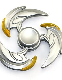Fidget Spinner Inspirert av Watch Annie Anime Cosplay-tilbehør Sink Legering
