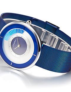 SINOBI Erkek Spor Saat Elbise Saat Moda Saat Bilezik Saat Benzersiz Yaratıcı İzle Çince Quartz Su Resisdansı Darbeye Dayanıklı Renkli