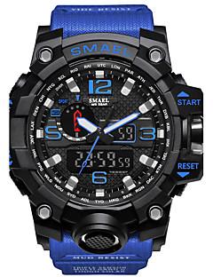 SMAEL Men's Kid's Digital Watch Sport Watch Military Watch Fashion Watch Japanese Digital Calendar Chronograph Water Resistant / Water