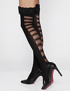 Dámské Nylon Ponožky Tenké