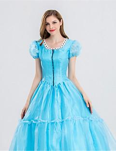 Prinsesse Badedrakt/Kjoler Voksne Halloween Festival/høytid Halloween-kostymer Vintage