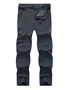 baratos Calças e Shorts para Trilhas-Homens Calças de Trilha Ao ar livre Leve, Secagem Rápida, Respirabilidade Calças Caça / Pesca / Equitação