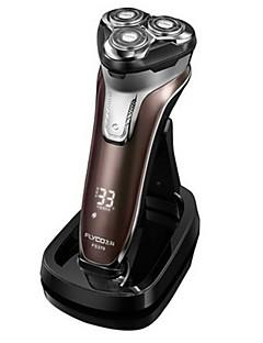flyco fs379 elétrico shaver razor washable body 100240v