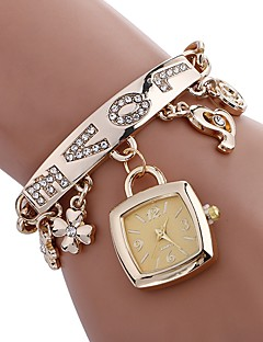 Women's Kid's Fashion Watch Bracelet Watch Unique Creative Watch Casual Watch Chinese Quartz Water Resistant / Water Proof Stainless Steel