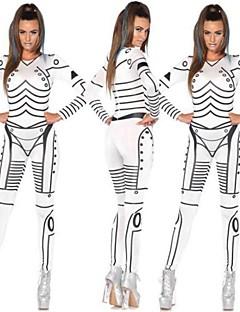 Piraat primitief Cosplay Cosplay Kostuums Volwassenen Halloween Festival/Feestdagen Halloweenkostuums Modieus Vintage