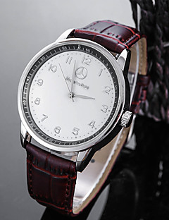 Men's Kid's Unique Creative Watch Casual Watch Sport Watch Fashion Watch Wrist watch Chinese Quartz Water Resistant / Water Proof Leather