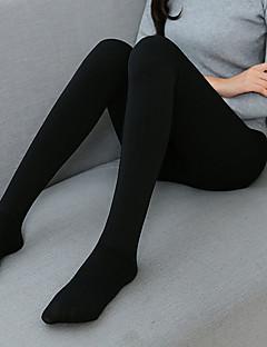 Női Tömör Egyszínű Legging