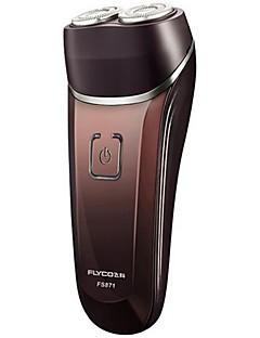 elektriske barbermaskiner menn 100v-240v vanntett / vanntett vaskbar avtagbar ladingindikator ergonomisk design håndholdt design