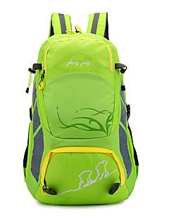 男性 バッグ ナイロン スポーツ&レジャーバッグ ジッパー のために 登山 オールシーズン ブルー グリーン ブラック フクシャ