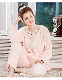 Damen Pyjama - Kaschmir