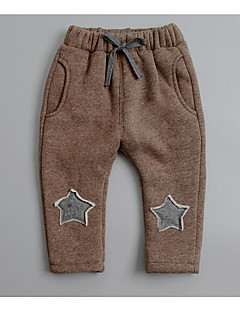Boys' Color Block Pants-Others Winter