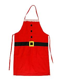 Høytidssmykker Rød Cosplay-tilbehør Jul